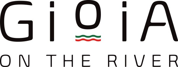 Gioia on the river Logo